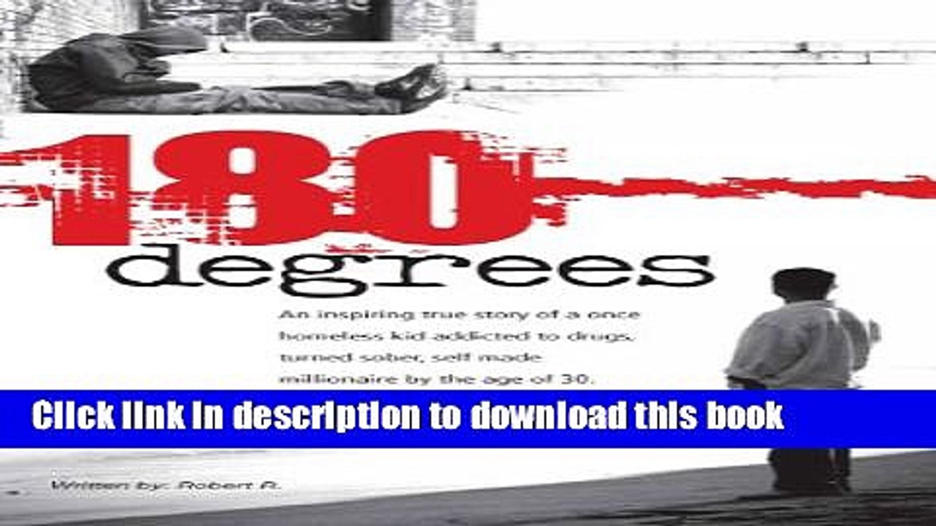 [Popular Books] 180 Degrees Free Online