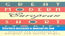 PDF Download] Thirteen modern English and American short