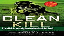 [Popular] Clean Kill: A Sniper Novel (Kyle Swanson Sniper Novels) Kindle OnlineCollection