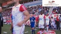 Lyon ve Nancy karşılaştı Lyon 3 Nancy 0