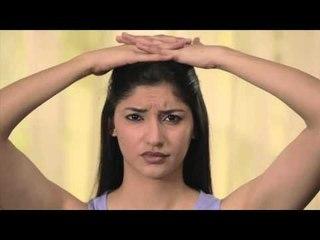 Ejercicios faciales para mujeres | Remove Frown Lines