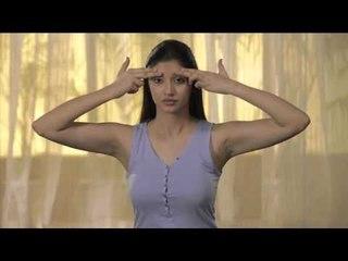 Ejercicios faciales para mujeres | Remove Frown Lines pt. 2