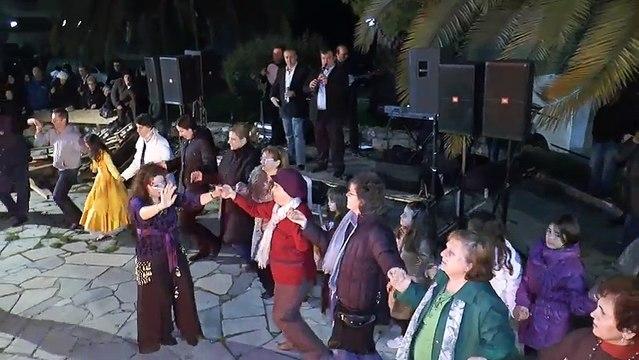 ΘΩΜΑΣ ΛΩΛΗΣ ΓΙΑΝΝΗΣ ΚΟΥΤΕΛΕΚΟΣ-ΣΥΝΑΥΛΙΑ- ΑΘΗΝΑ 2_3_2014 (βιντεο 1)