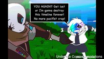 ULTIMATE UNDERTALE COMIC DUBS! - Funny and Cute SANS Comic Dubs