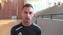 Teddy Palermo nouveau co-entraîneur du FC Picasso Echirolles (D1 Futsal)