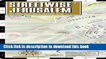 [Popular Books] Streetwise Jerusalem Map - Laminated City Center Street Map of Jerusalem, Israel