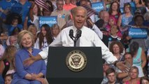 Joe Biden Blasts Donald Trump: 'He Doesn't Have a Clue'