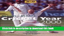 [Popular Books] Benson and Hedges Cricket Year 2000 Free Online