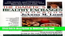 [Popular] The Diabetic s Healthy Exchanges Cookbook (Perigee) Kindle OnlineCollection