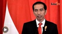 Jokowi pecat menteri