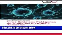 Ebook Virus Entéricos Patógenos de Humanos en Agua y Alimentos: Virus entéricos humanos: