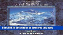 [Download] Everest: A Trekker s Guide: Trekking routes in Nepal and Tibet Kindle Collection