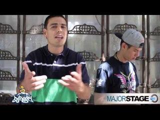 Adrian Lau and Eddie B Freestyle | #StreetLines