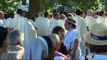 Lourdes sous haute sécurité pour la célébration de l'Assomption