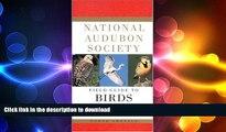 READ BOOK  National Audubon Society Field Guide to North American Birds, Western Region  BOOK