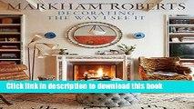 [Download] Markham Roberts Paperback Free