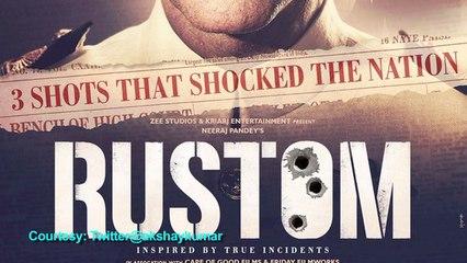 Rustom Creates History