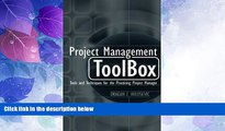 Big Deals  Project Management ToolBox: Tools and Techniques for the Practicing Project Manager