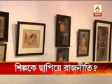 art exhibition: Mamata's show hit, whereas exhibition of noted artists fail to turn viewers