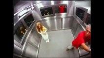 Extreme Horror Prank - Elevator Prank only in Brazilian TV - Full Video