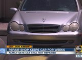 Let Joe Know: Avoiding scams at auto repair shops