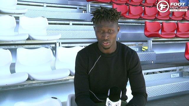 """Yanga-Mbiwa : """"A Lyon, je cherche la stabilité"""""""