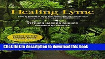 [Popular Books] Healing Lyme: Natural Healing of Lyme Borreliosis and the Coinfections Chlamydia