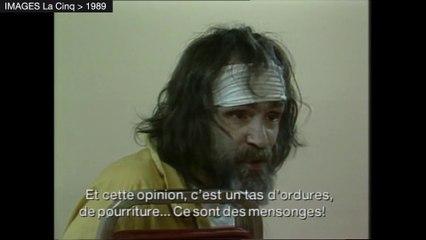 En cellule avec le gourou Charles Manson (1989)