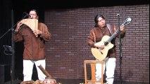 Leur magnifique reprise de cette chanson célèbre avec des instruments de musique amérindiens vont vous donner des frisso
