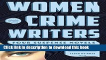 [Popular Books] Women Crime Writers: Four Suspense Novels of the 1940s: Laura / The Horizontal Man