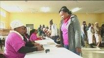 Afrique du sud, L'opposition satisfaite des résultats des élections municipales