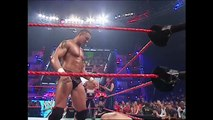 John Cena, Carlito & Trish Stratus vs Edge, Randy Orton & Lita: Raw, Sept. 4, 2006