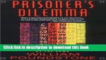 Popular Prisoner S Dilemma John Von Neumann Game Theory And The