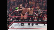 Rated RKO vs. The Hardyz (Raw 27.11.2006)