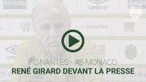 René Girard avant FCN-ASM