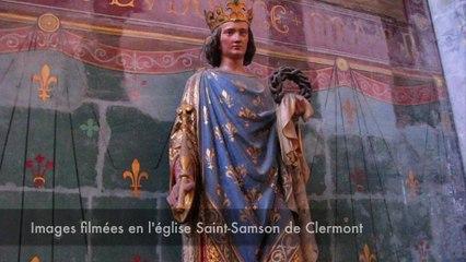 Saint Louis né à La Neuville-en-Hez ? Claude Boulet très prudent