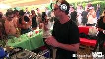 Kaiserdisco - Live @ Happy Techno 12h Festival on the Beach, Barcelona, Spain [19.06.2016] (Tech House, Minimal Techno)