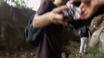 Speleologie la grotte des capucins 2