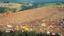 Woodstock : marking 47 years since music festival that delivered a generation