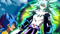 Inazuma Eleven Go Chrono Stone VF 34 Des Adieux Déchirant !!!^_^^_^^_^^_^