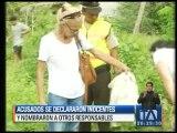 Se realizó sexto día de audiencia de juzgamiento en el caso de turistas argentinas