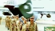 New Pak Army Song AZM E NAU Pakistani Mili Nagma