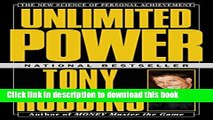 [Download] Unlimited Power: The New Science Of Personal Achievement Hardcover Collection