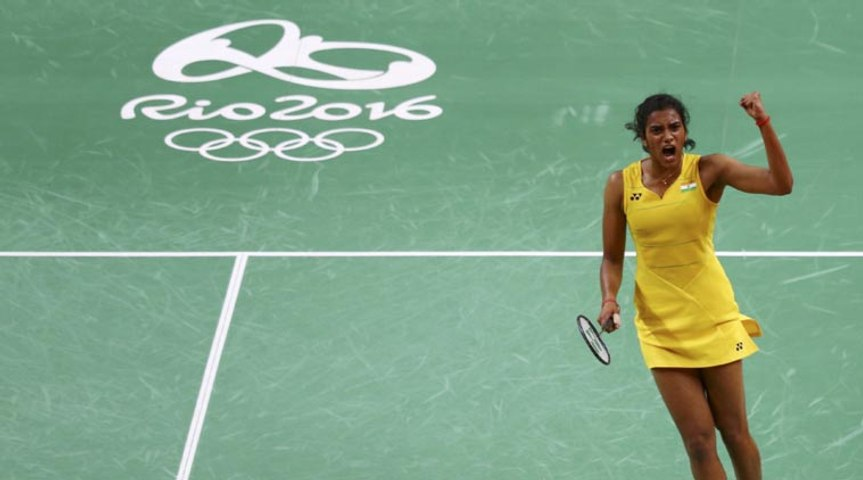 PV Sindhu Stuns Wang Yihan In Quarters At Rio Olympics