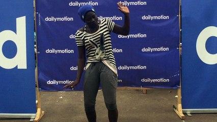 Daily Danse GENEREUSE YAMOUSSOUKRO - MARIE TRA LOU