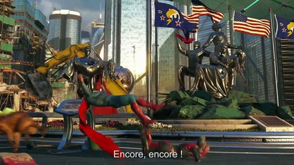 Injustice 2 - Gameplay Officiel Gamescom