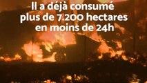 Incendie en Californie : évacuation de 82 000 personnes