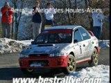 4ème rallye Neige des Hautes-Alpes 2005