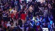 WWE - June 9th, 2014 - John Cena, Dean Ambrose & Roman Reigns Vs The Wyatt