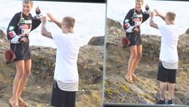 Justin Bieber SHOCKING MESSAGE TO Fans For Sofia Richie